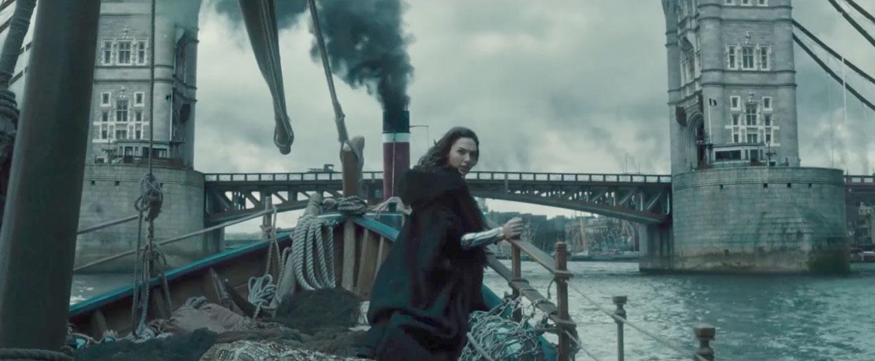 river thames filming wonder woman tower bridge livett's