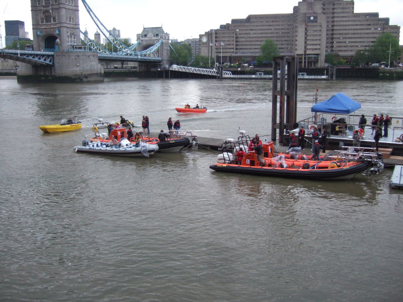 harry potter camera boats thames