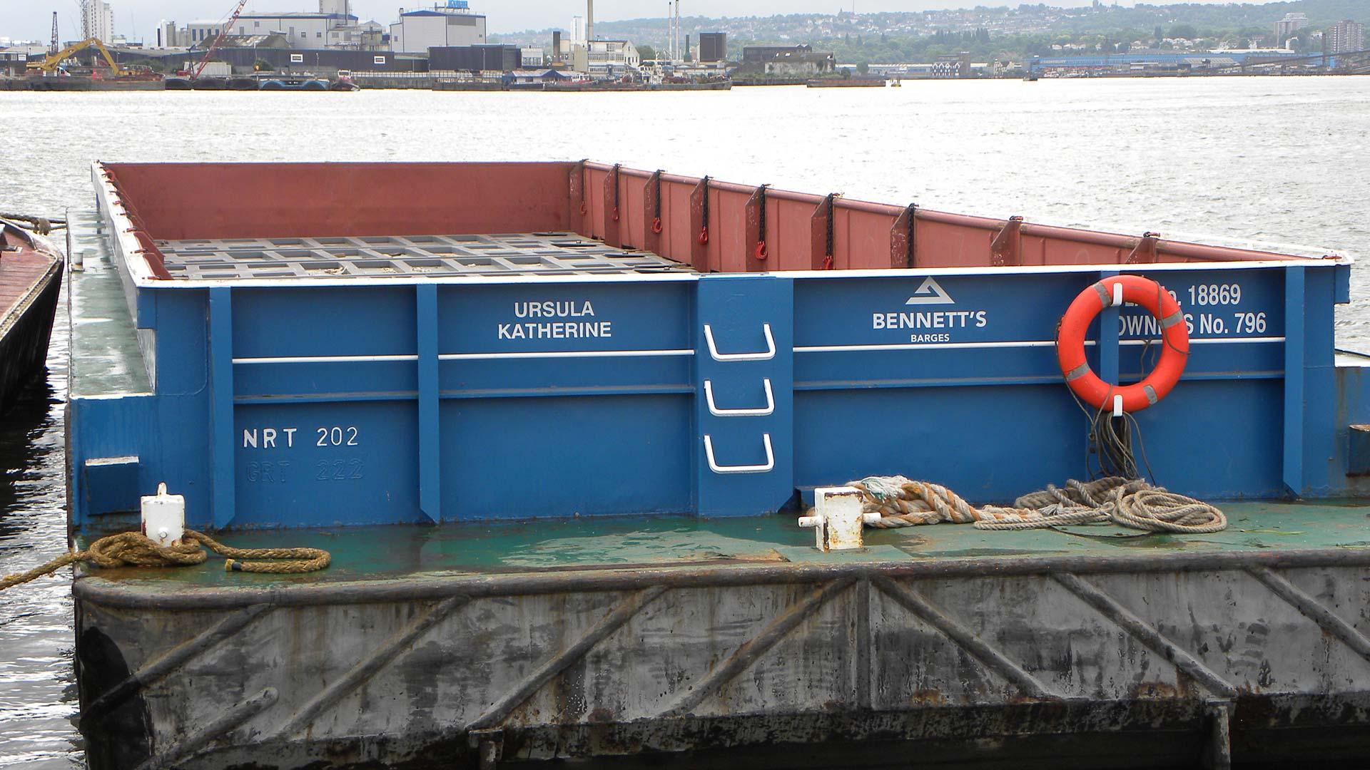 ursula katherine barge