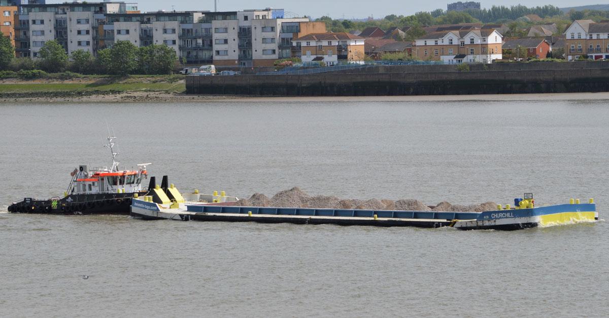 Thames Logistics, Tugs & Towage | Livett's - Marine Logistics, River
