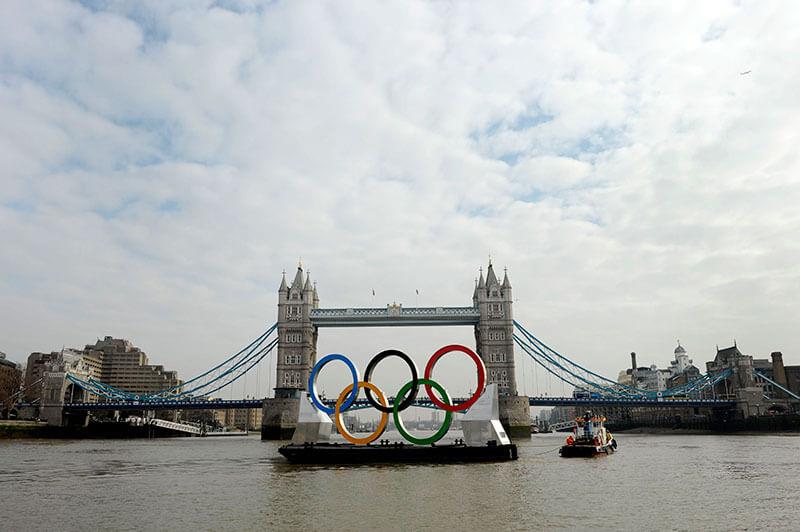 tower bridge olympic rings livett's