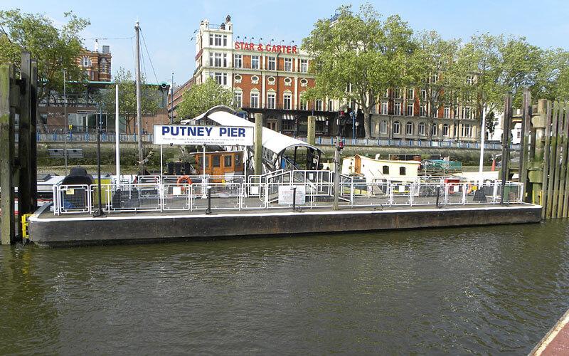 putney pier