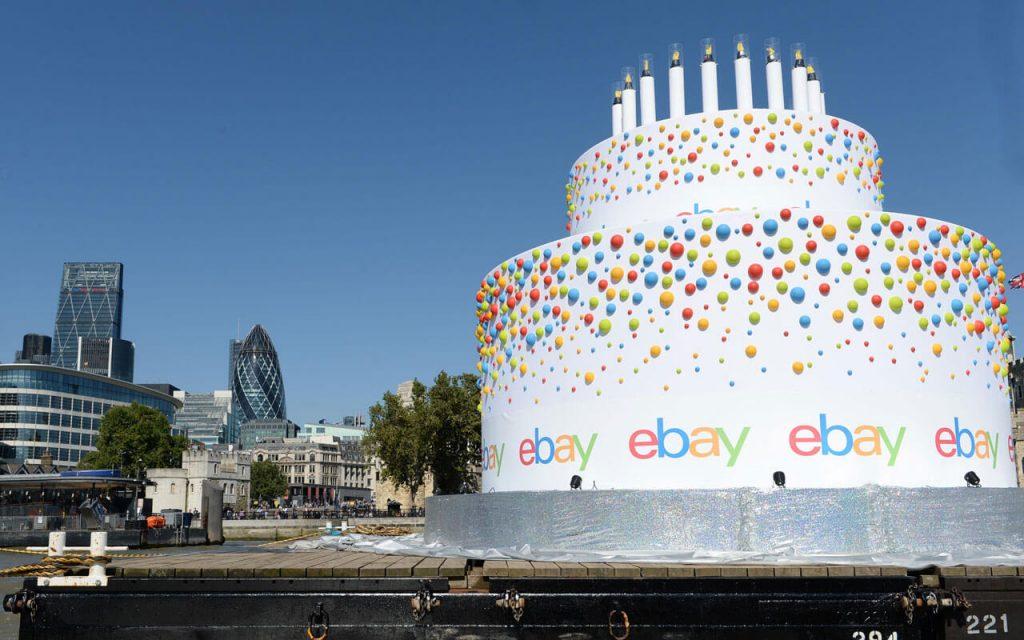 ebay birthday cake thames